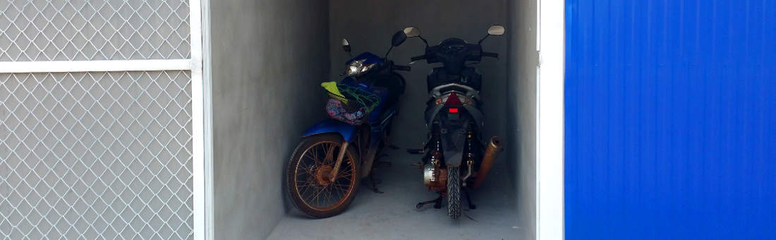 Udon Thani Motorbike Motorcycle Car Truck Storage